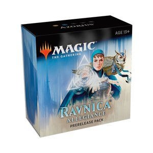 Magic the Gathering Ravnica Allegiance Prerelease Ticket 11:00 Zondag: Azorius