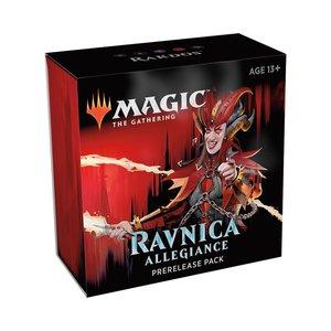 Magic the Gathering Ravnica Allegiance Prerelease Ticket 11:00 Zondag: Rakdos