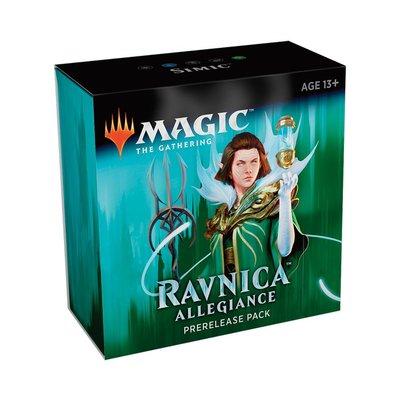 Magic the Gathering Ravnica Allegiance Prerelease Ticket 11:00 Zondag: Simic