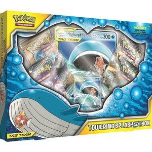 Pokemon TCG Towering Splash-GX Box