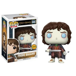 Funko POP! Lord Of The Rings - Frodo Baggins (CHASE) Vinyl Figure 10cm