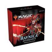 Magic the Gathering Ravnica Allegiance Prerelease Ticket 17:45 Zaterdag: Rakdos
