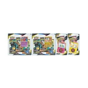 Pokemon TCG Sun & Moon 9 Team Up Promo Blister Pakket