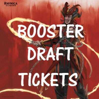 Ravnica Allegiance Ravnica Weekend 4 Booster Draft Ticket Zaterdag 16 Februari 13:00