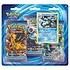 Pokemon TCG Black Kyurem Evolutions XY12 3-Booster Blister