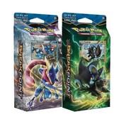 Pokemon TCG SET BREAKpoint XY9 ''Wave Slasher'' & ''Electric Eye'' Theme Decks