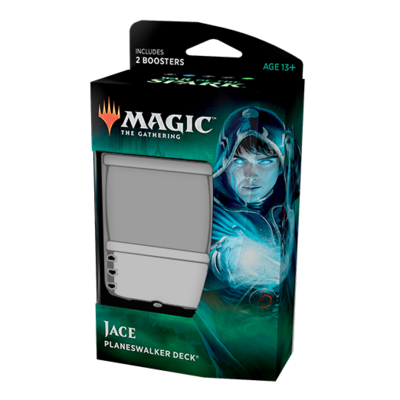 Magic the Gathering War of the Spark Planeswalker Deck: Jace