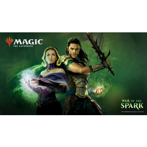 War of the Spark Release Draft - Zaterdag 4 Mei 13:45