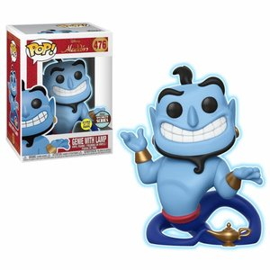 Funko POP! Aladdin POP! Disney Vinyl Figure Speciality Series Genie with Lamp  cm