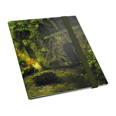 Ultimate Guard 9-Pocket FlexXfolio Lands Edition II Forest