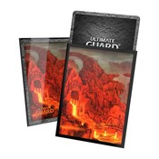 Ultimate Guard Printed Sleeves Standard Size Lands Edition II Mountain (100)