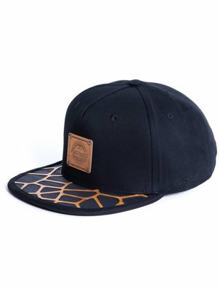 Recreate Limited Snapback - Fractured Wood