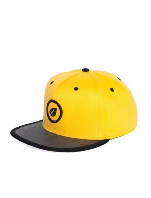 Recreate Leaf Snapback - Yellow Ebony