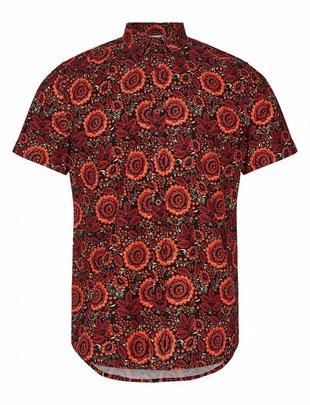Anerkjendt Edge Seventies Flowers Shirt