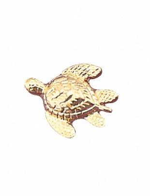 Stud Oorbellen Turtle (per stuk)