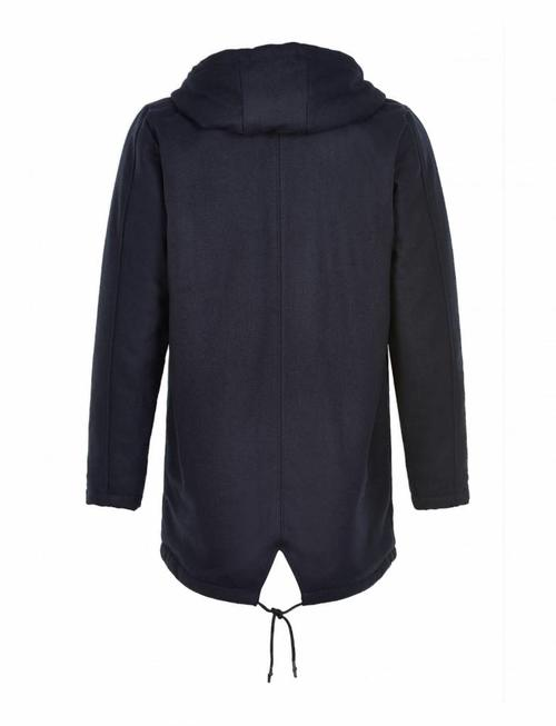 Anerkjendt Luke Double Coat Blue