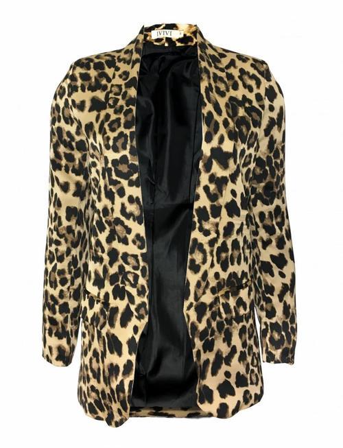Leopard Jackert