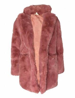 Fluffpuff Coat Pink