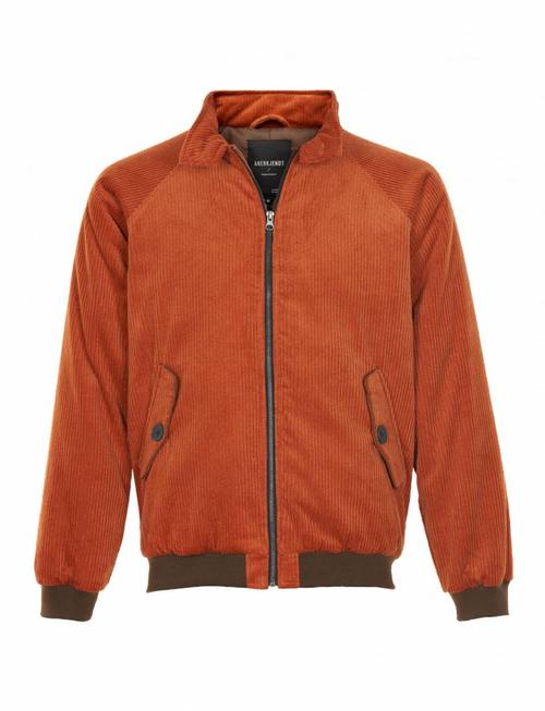 Anerkjendt Adam Velvet Tangerine Jacket
