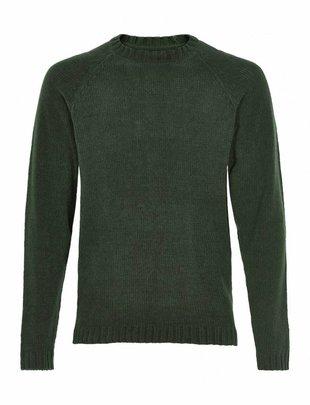 Anerkjendt Torben Comfy Knit - Green