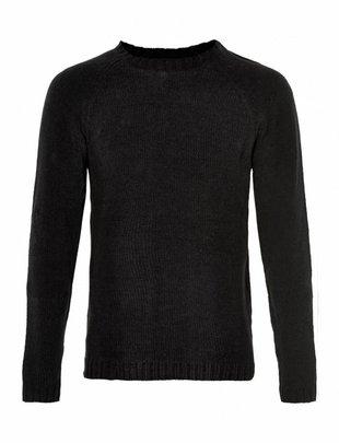 Anerkjendt Torben Comfy Knit - Black