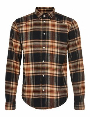 Anerkjendt Hallow Plaid Gramps Shirt