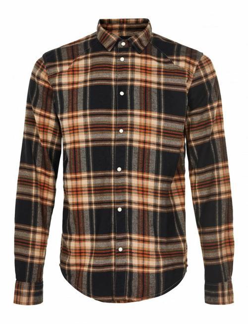 Anerkjendt Hallow Plaid Gramps Shirt