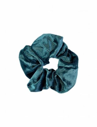 Scrunchie Heaven Blue