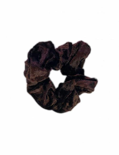 Scrunchie Brown