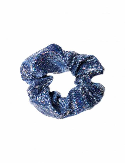 Scrunchie Holographic Glitter - Purple
