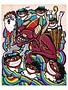 Adrian Rayne - Krampus - Print