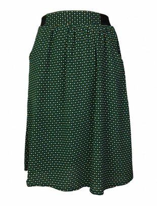 Juniper Lattice Skirt