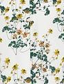 Anerkjendt Hector Pearly White Spring Flower Shirt