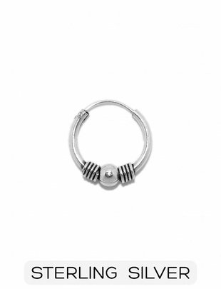 Sterling Silver - Boho Earring - Style 5 (p/s)
