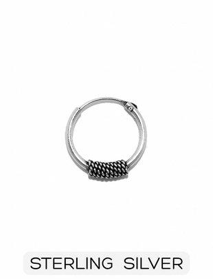 Sterling Silver - Boho Earring - Style 3 (p/s)