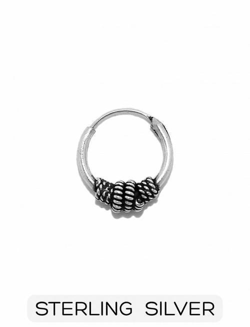 Sterling Silver - Boho Earring - Style 6 (p/s)