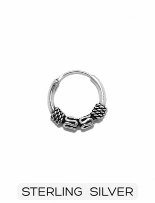 Sterling Silver - Boho Earring - Style 7 (p/s)