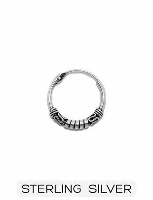 Sterling Silver - Boho Earring - Style 9 (p/s)