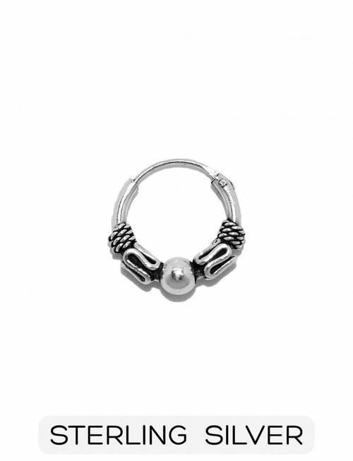 Sterling Silver - Boho Earring - Style 1 (p/s)