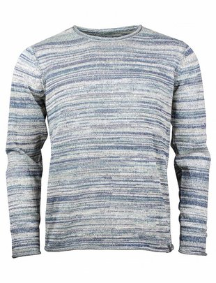 Indicode Duke - Blue Surf Danxia Knit