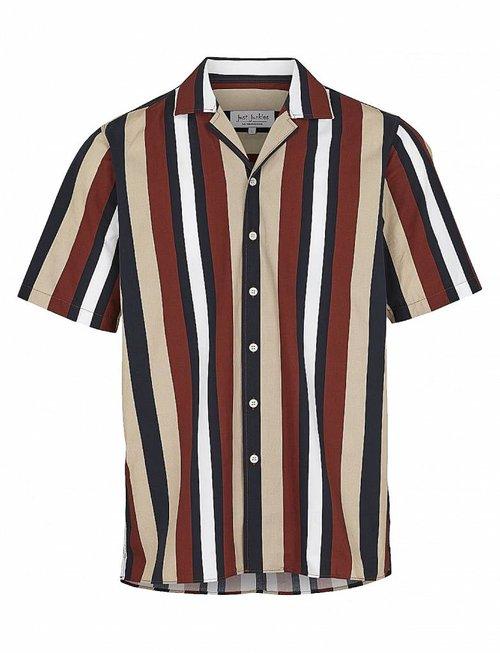 Just Junkies Version - Cherry Bowler Shirt