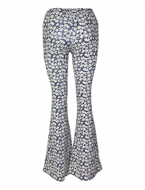 Forget-me-not Flared Pants