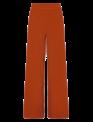 Ydence Pippa Wide High Waist Rust Pants