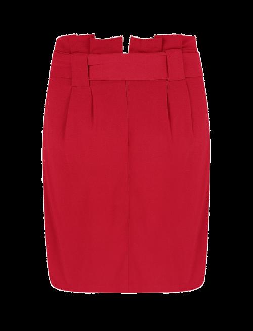 Ydence Sadie Merry Maroon Skirt