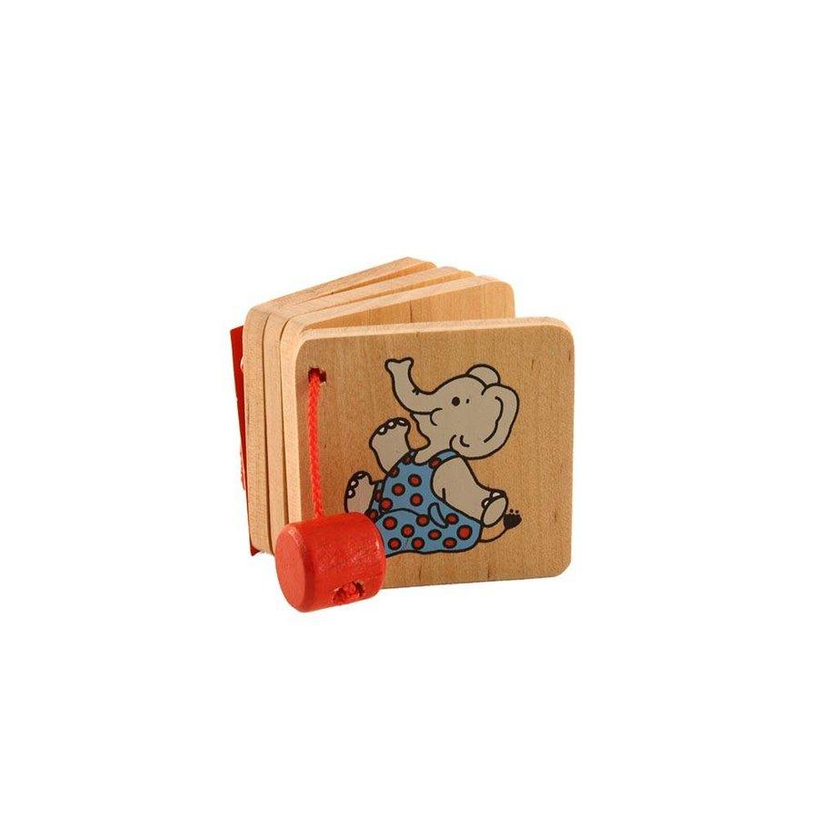 Goki Houten Mini-boekje-4