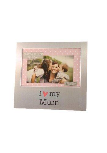 Fotolijst I love my mum