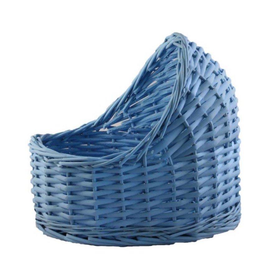 Kraammand BornBasket Blauw-1