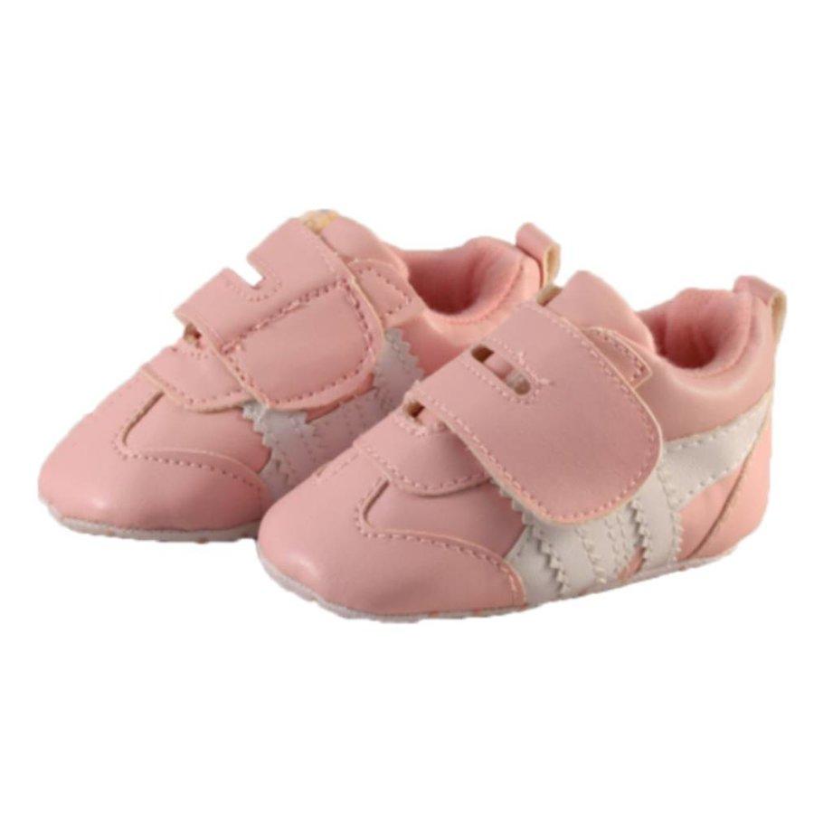 Sneaker Stripe Roze-1
