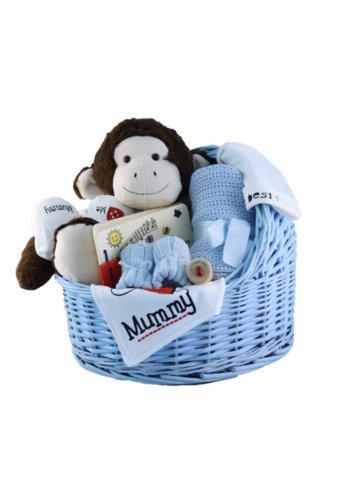 Kraammand Bornbasket Monkey