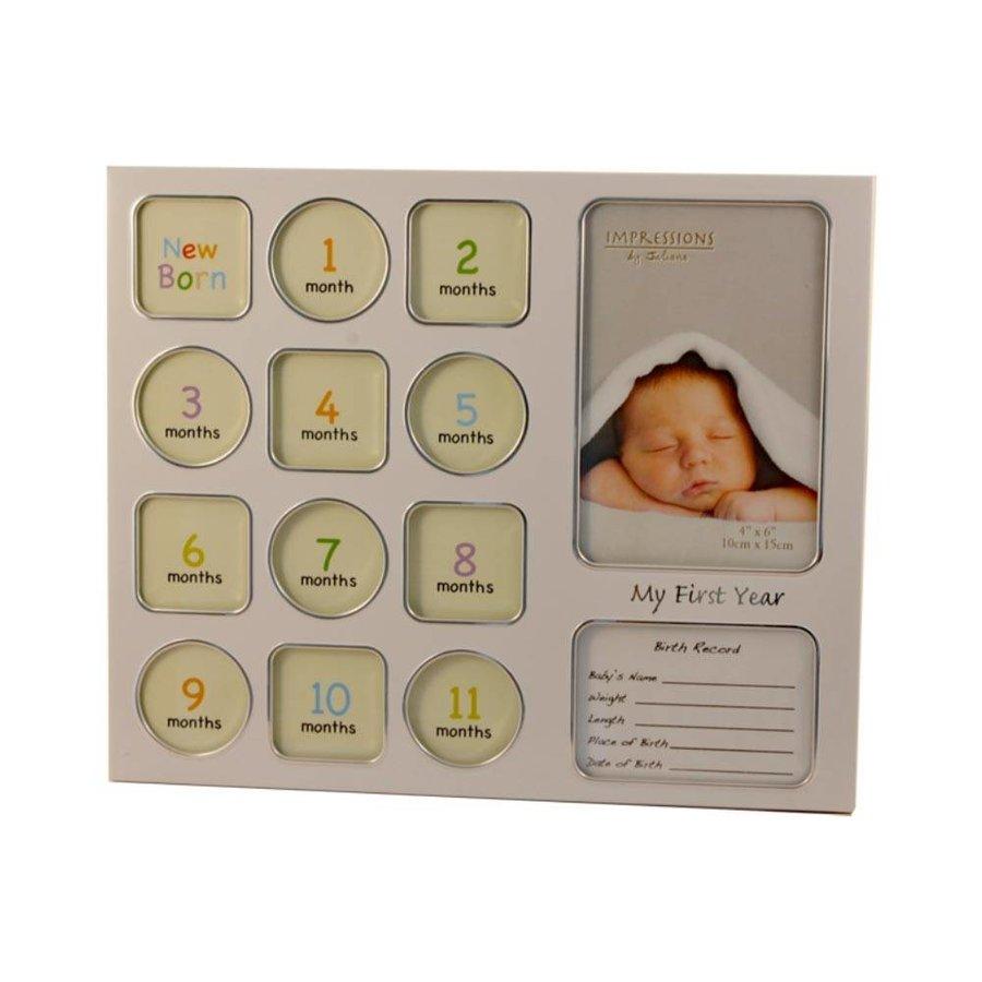 Fotolijst Baby's eerste jaar-1